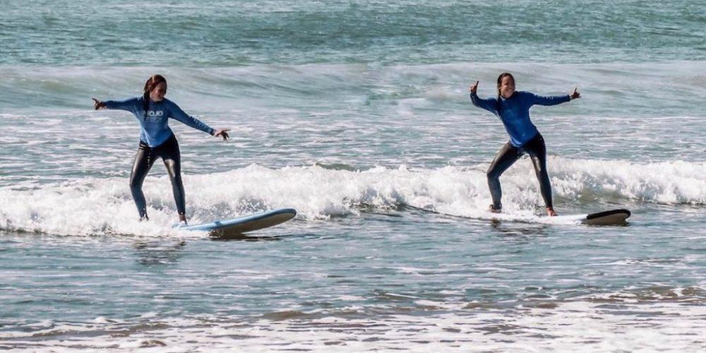 Met surfcursus in Indonesië van beginner tot gevorderd
