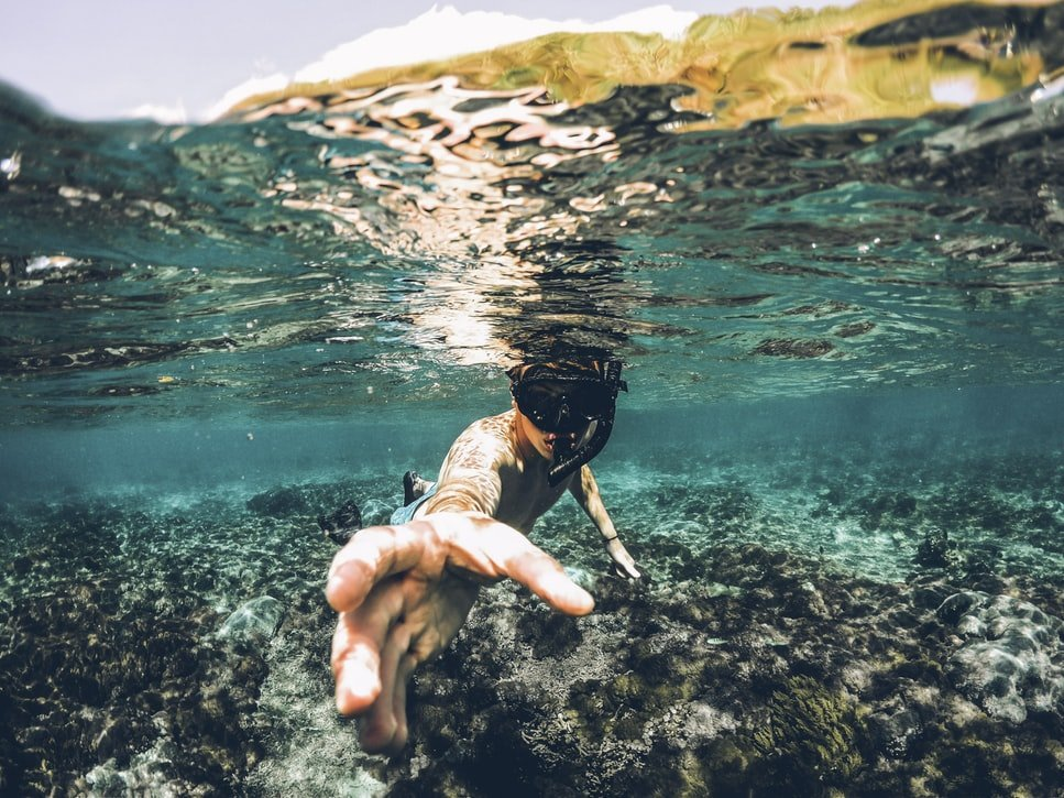 Mooiste snorkellocaties van Nusa Lembongan