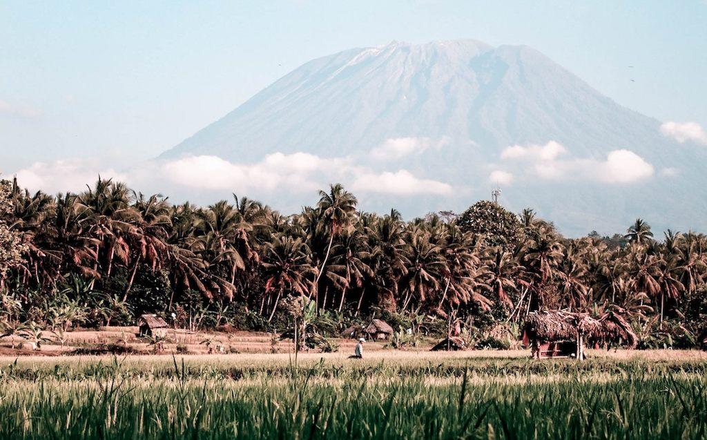 Ontdek naast het surfen ook de mooie omgeving van Bali