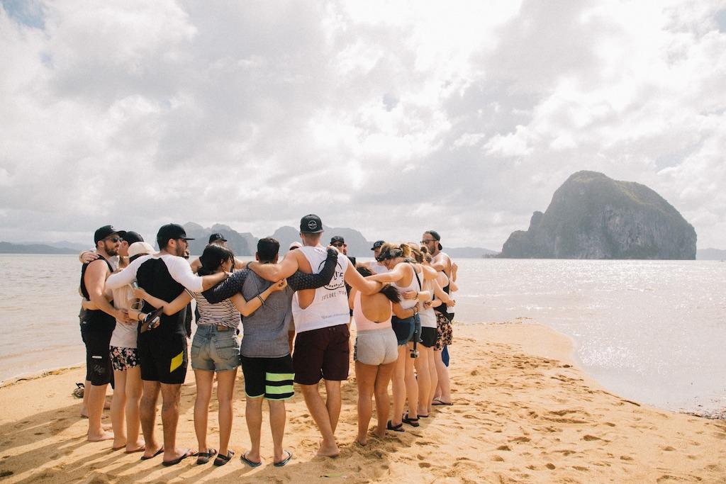 Met de groep op reis door de Filipijnen