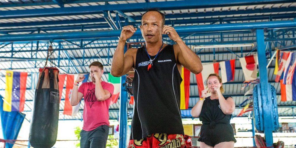 Muay Thai met de Thailand Intro Groepsreis