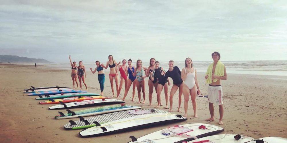 Surfles in Costa Rica
