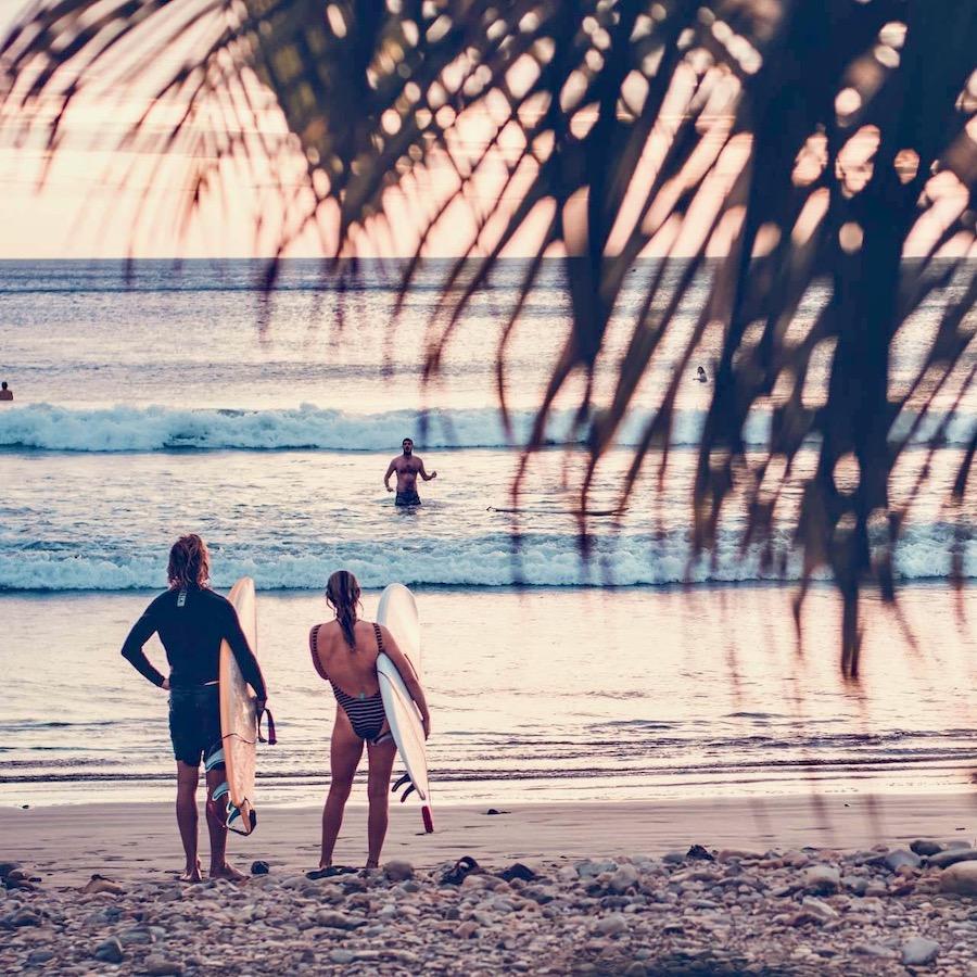 Costa Rica surfkamp Avellanas