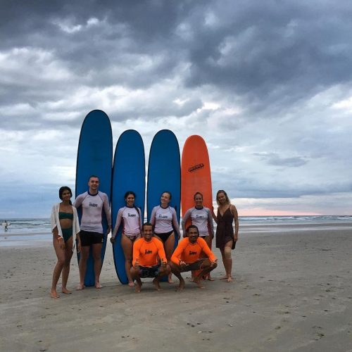 Costa Rica Surf & Spaans programma