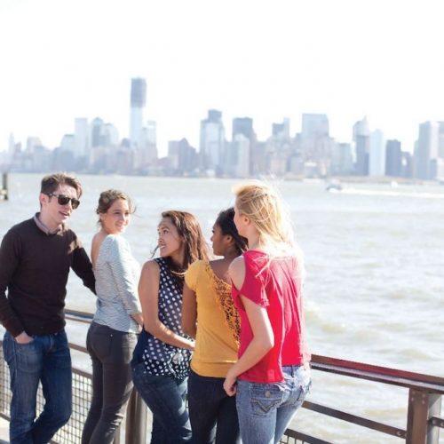 De hoogtepunten van New York tijdens de jongeren groepsreis