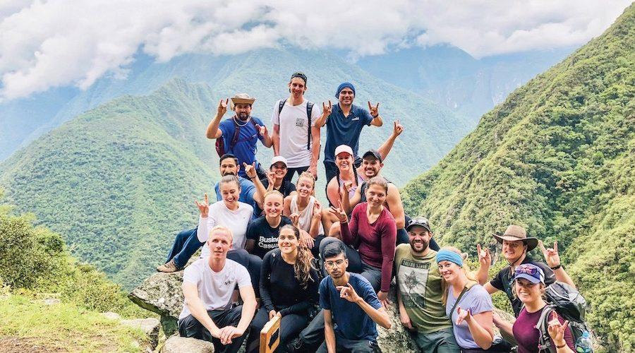 Inca Trail in Peru met de groepsreis