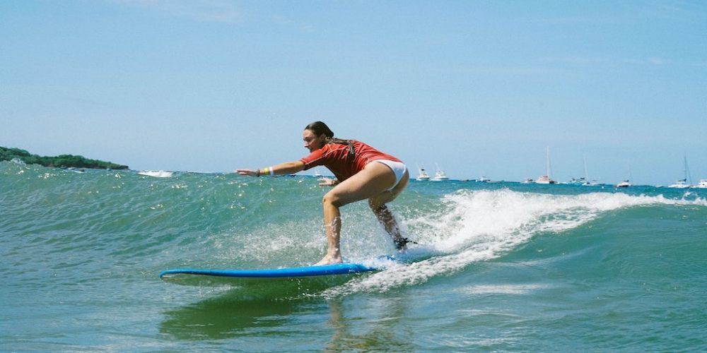Surfles Costa Rica Surfkamp