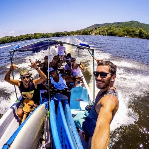 Surftrip excursie in Mexico
