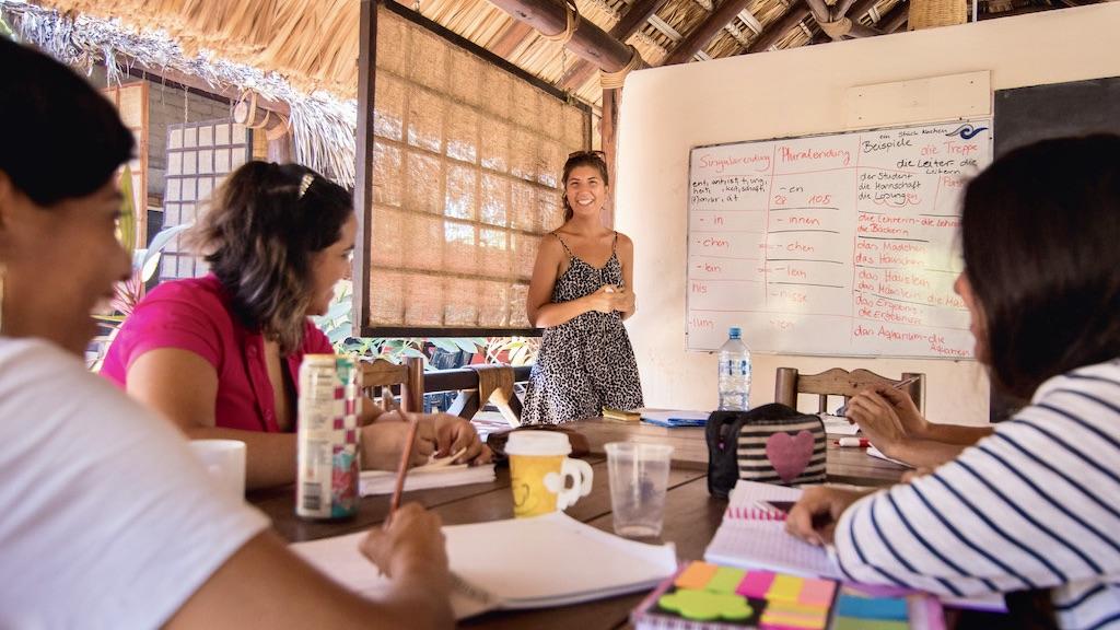 Taalcursus Spaans volgen in Mexico