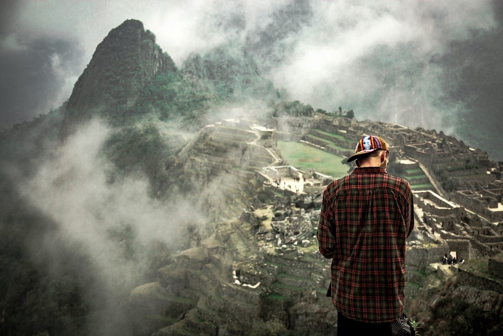Via de Inca Trail naar Machu Picchu