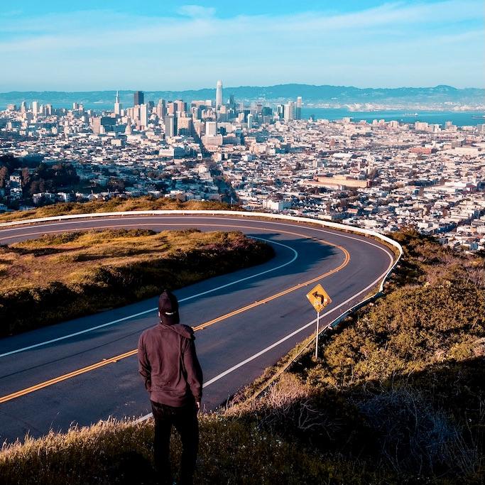 Amerika East to West Plus Groepsreis voor jongeren