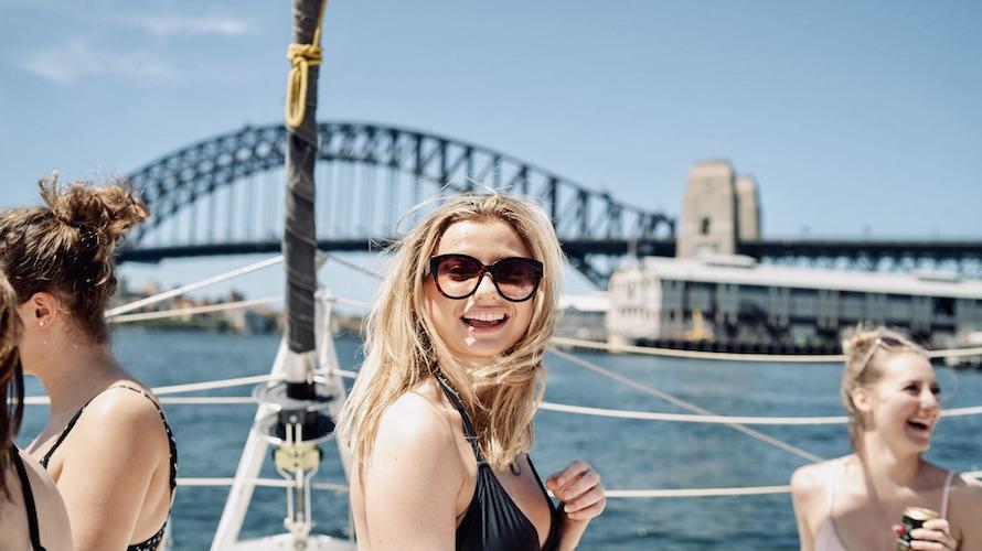 Backpacken en reizen tijdens je tussenjaar in Australie