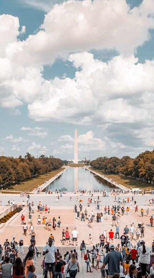 Bekijk de Washington Monument met de groepsreis