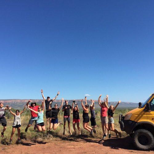 Crocodile Rock groepsreis voor jongeren in Australie