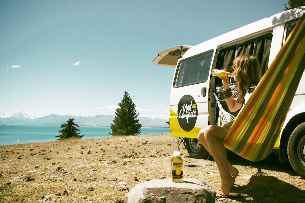Ontdek de mooiste camper routes op het noordereiland van Nieuw-Zeeland