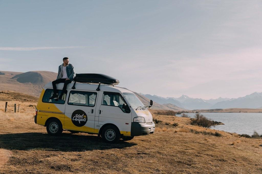Reizen door Nieuw-Zeeland met de mooiste camper routes