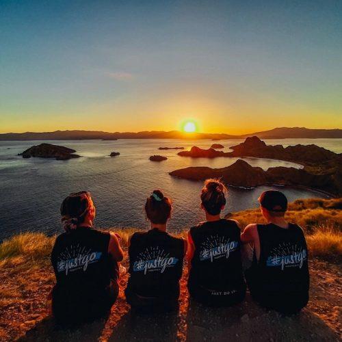 Komodo eiland met de Bali & Beyond groepsreis voor jongeren