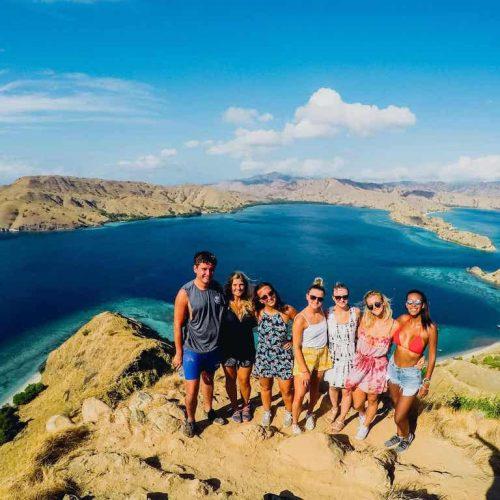 Reizen op de mooiste eilanden van Indonesie