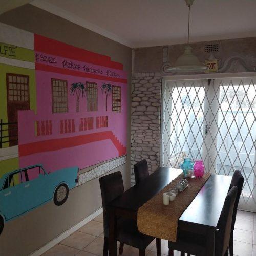 Accommodatie in Kaapstad tijdens de Sport en Surf Kidsclub