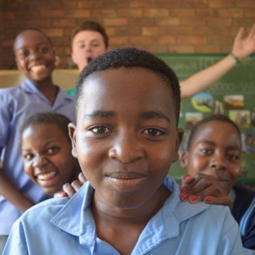 Dankbaar vrijwilligerswerk op de Bush school in Zuid-Afrika