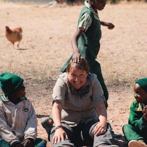 Leer de lokale bevolking van Zimbabwe kennen