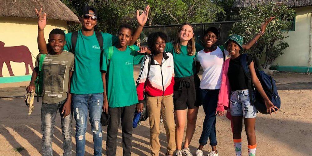 Maak de kinderen in Zuid-Afrika blij