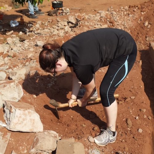 Milieubescherming en eco bricking in Zambia