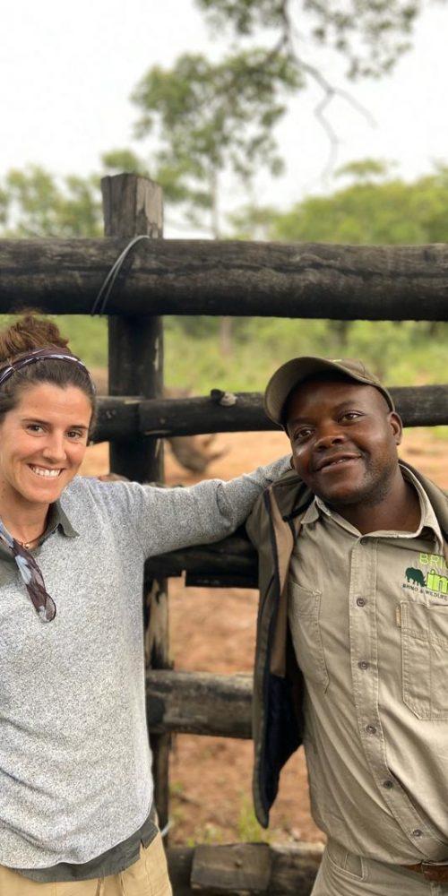 Mooie samenwerkingen in Zimbabwe