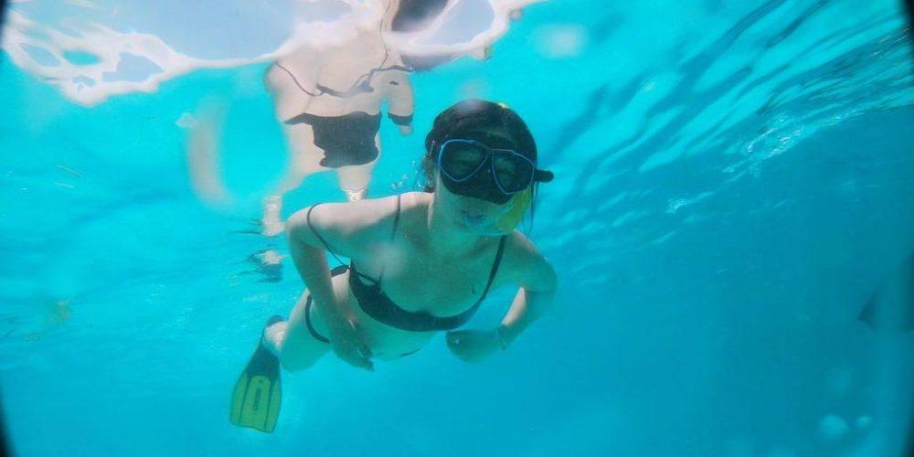 Snorkelen in de heldere wateren van Zanzibar