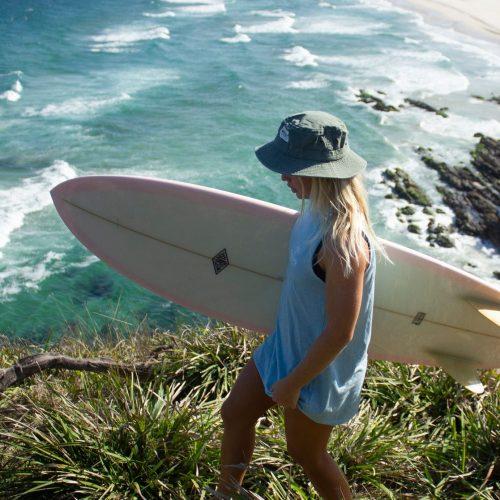 Surflessen volgen in Byron Bay