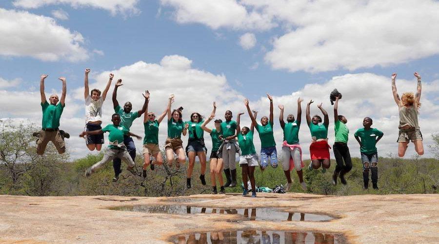 Vrijwilligerswerk in Zuid-Afrika met schoolkinderen en wilde dieren