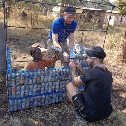 Vrijwilligerswerk initiatieven in Zambia