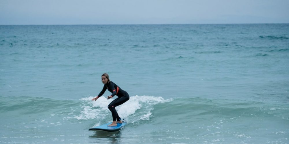 Beginners surflessen in Zuid-Afrika