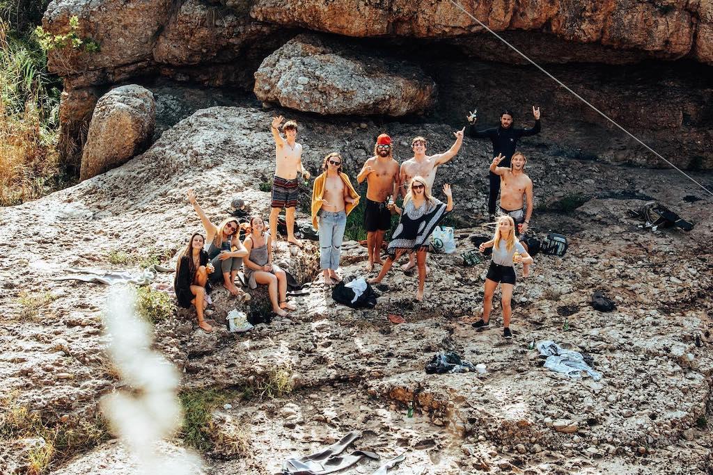 Ga op avontuur met het surfkamp in Jeffreys Bay