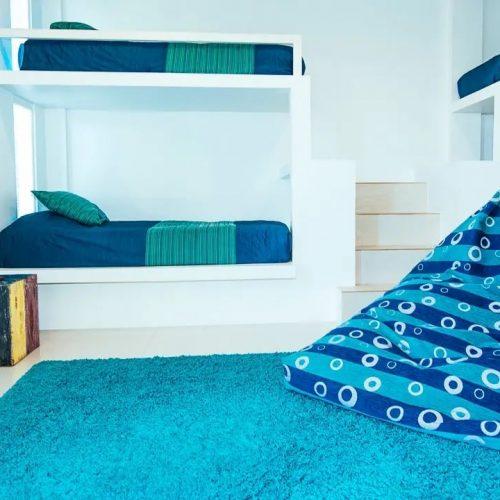 Green bowl surfkamp gedeelde kamer