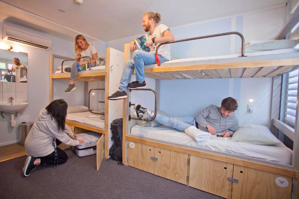 Queenstown Absoloot Hostel Dorm