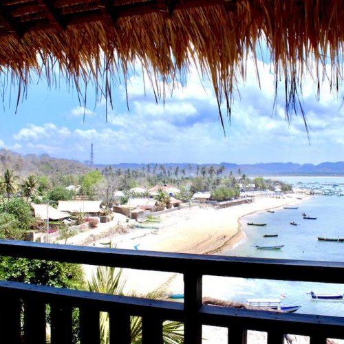 Surfkamp op Lombok