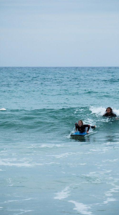 Surfles voor beginnende surfer